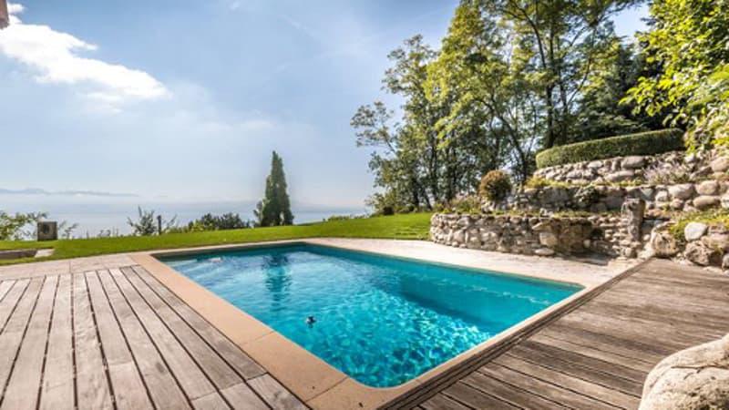 ROLLE : Balcon sur le lac, 500 m2, 20 mn Aéroport (2)