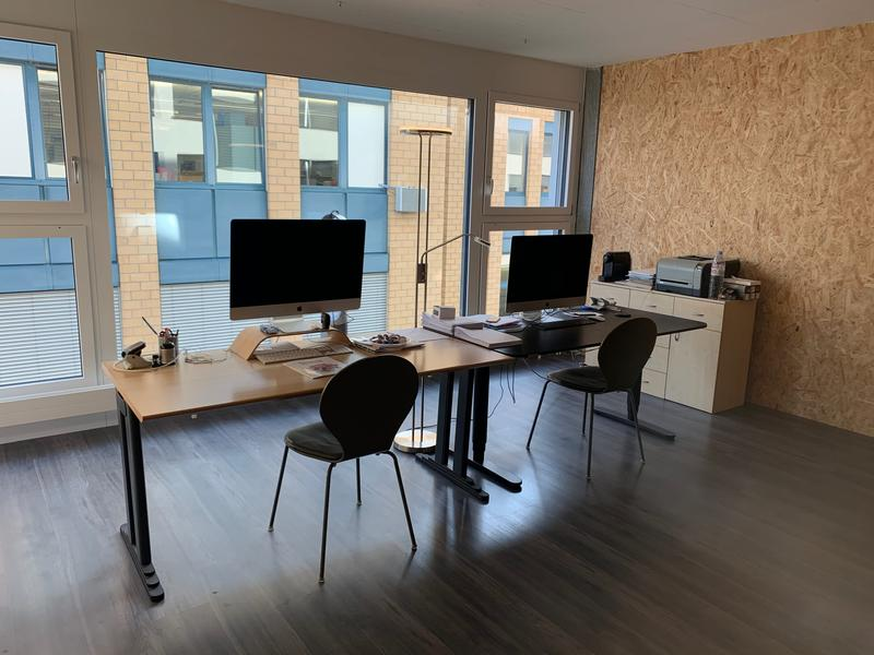 Einzelbüro, 22 m2, Neubau in Stäfa