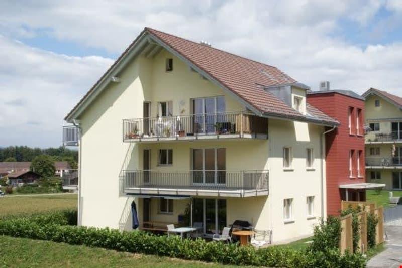 4½-Zimmer-Dachwohnung an zentraler Dorflage