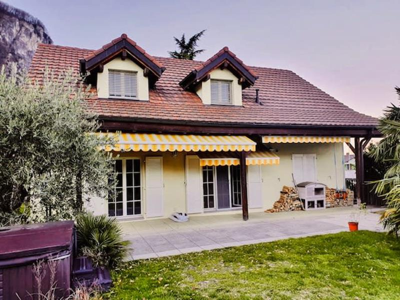 Villa 7 1/2 à vendre à Vouvry (2)