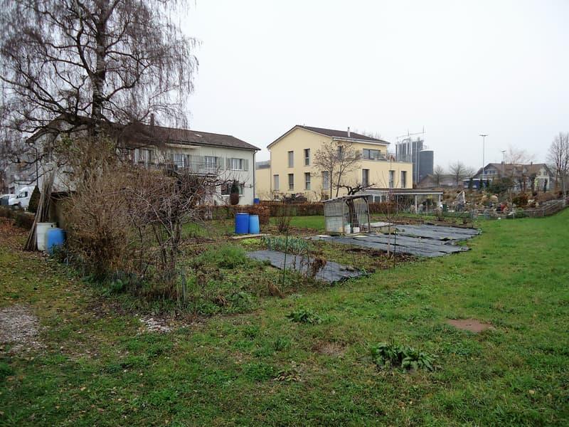 Erschlossenes Wohnbauland (geeignet für ein freistehendes EFH) in der Kernzone (2)