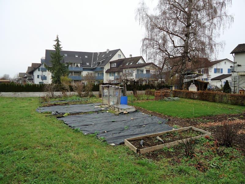 Erschlossenes Wohnbauland (geeignet für ein freistehendes EFH) in der Kernzone (3)