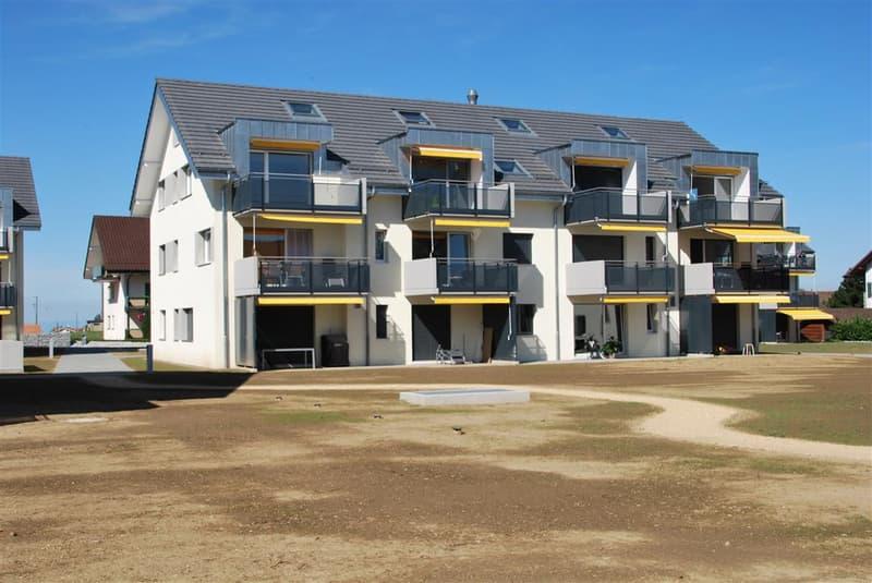 Magnifique et spacieux 2 pièces avec terrasse !