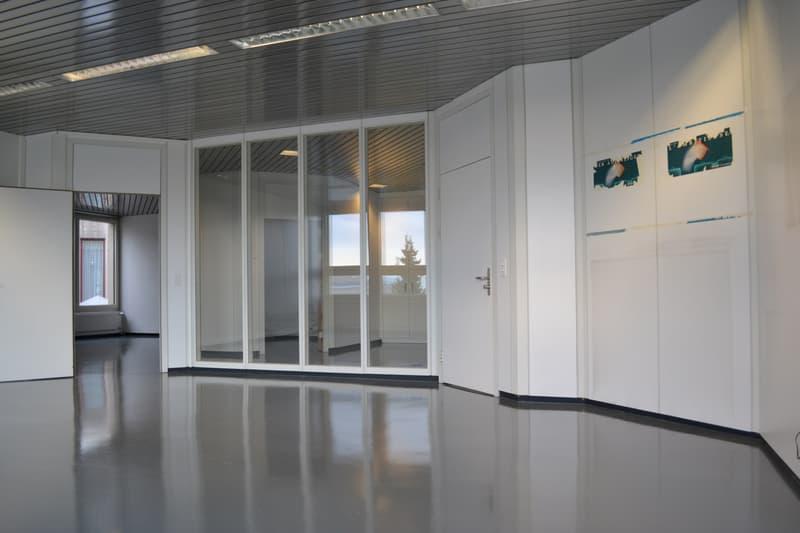 Ansicht des Büroraumes 2