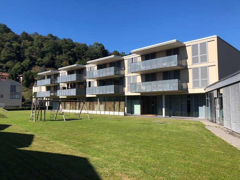 Appartamento in zona residenziale, tranquilla e soleggiata