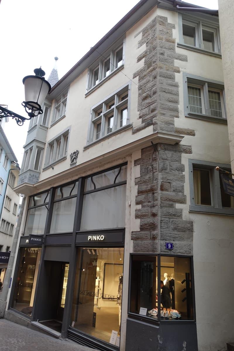 Historische Wohnung in der Altstadt