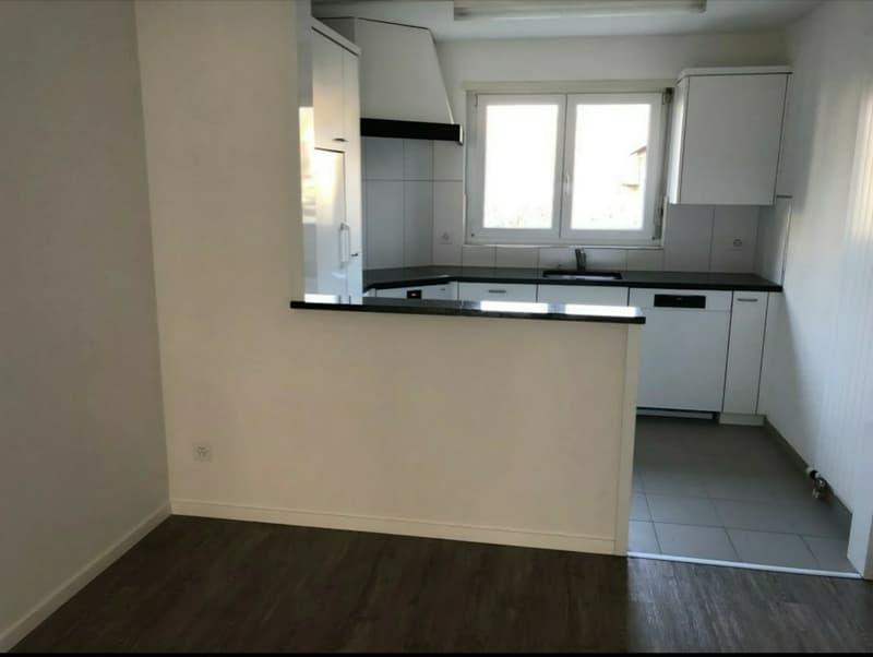 Helle 3.5 Zimmer Wohnung in Uznach