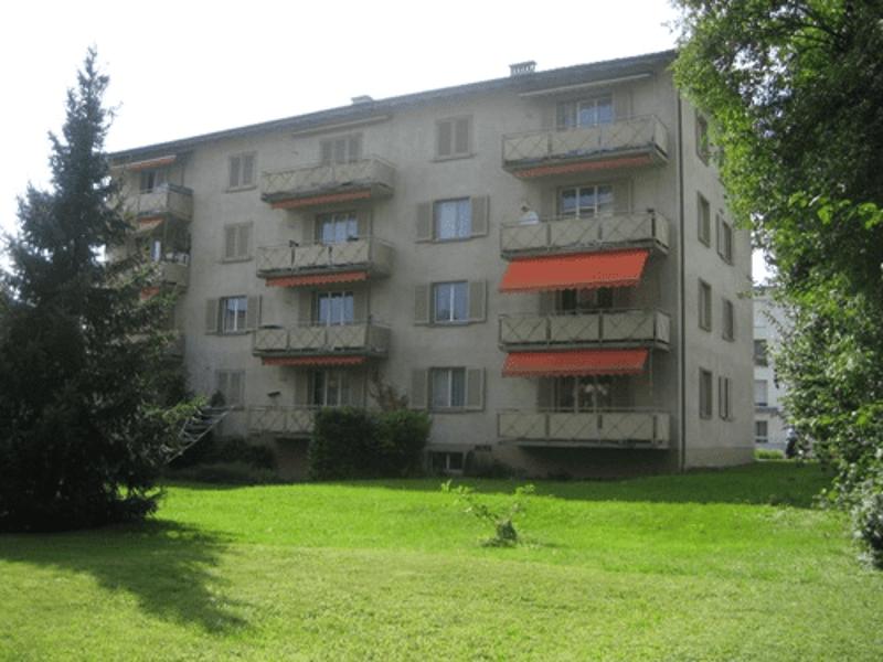 Grosszügige 2.5 Zimmerwohnung in Nussbaumen zu vermieten!