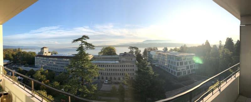 Magnifique appartement avec vue sur le Lac (1)