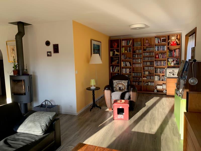 Jolie maison mitoyenne au calme, à deux pas de Lausanne (4)