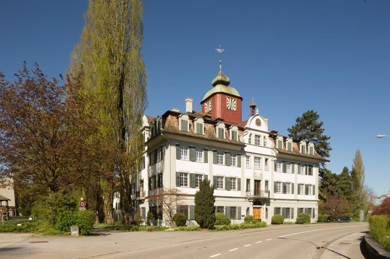 exklusiv arbeiten im barocken Löwenhof