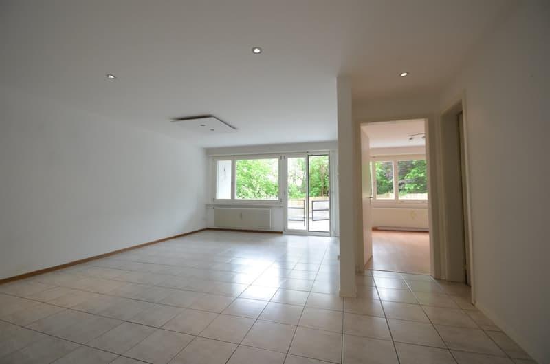 Eine schöne Wohnung mit Terrasse!