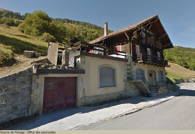 *Appartement à Montreux*