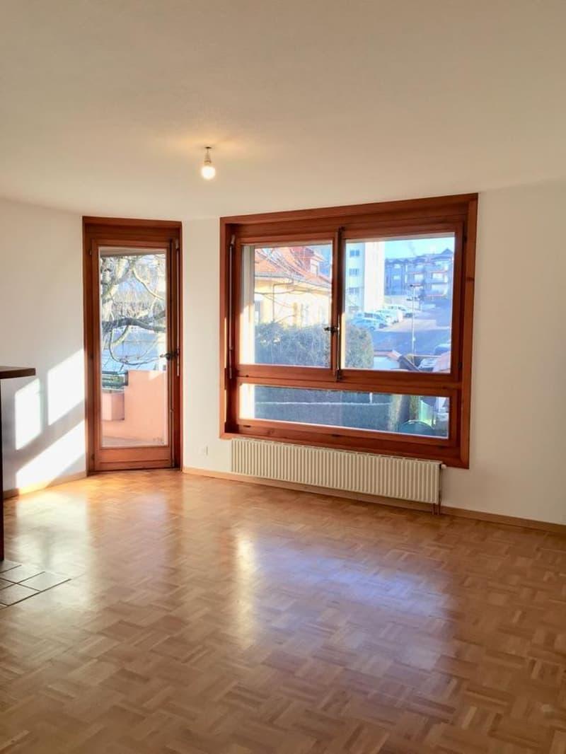 Magnifique appartement de 2.5 pièces au 1er étage
