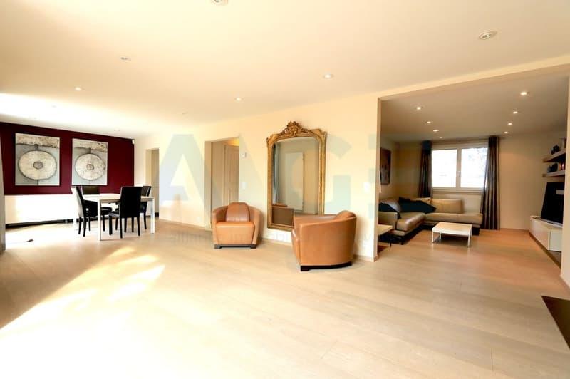 Magnifique villa entièrement rénovée à Vessy (3)