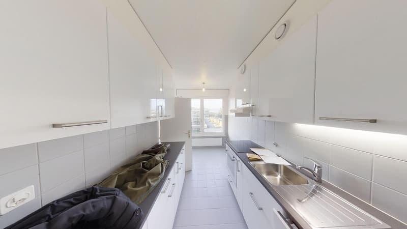 Appartement de 4 pièces à Malagnou