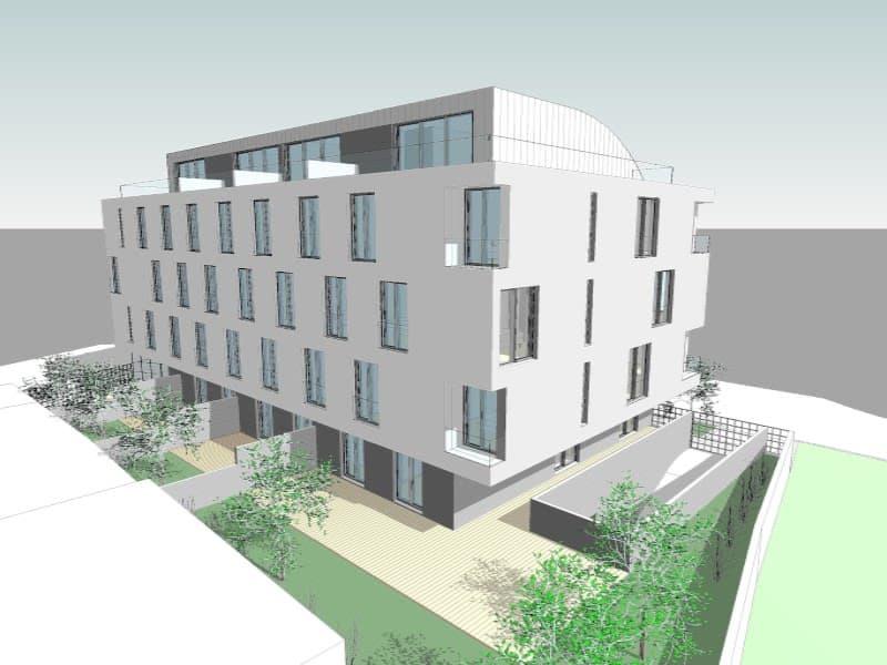 Terrain à ville de Espinho avec projet approuvé pour bâtiment