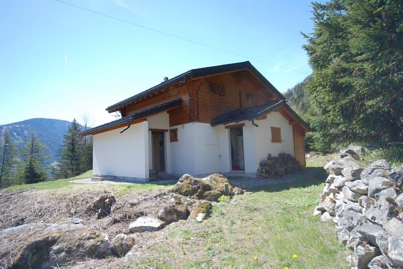 Ferienhaus (Chalet) in unmittelbarer See Nähe zu verkaufen (2)