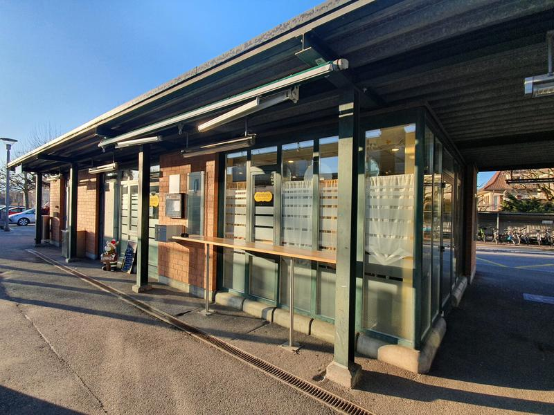 Gewerbefläche im Bahnhof Rubigen - Nachmieter gesucht