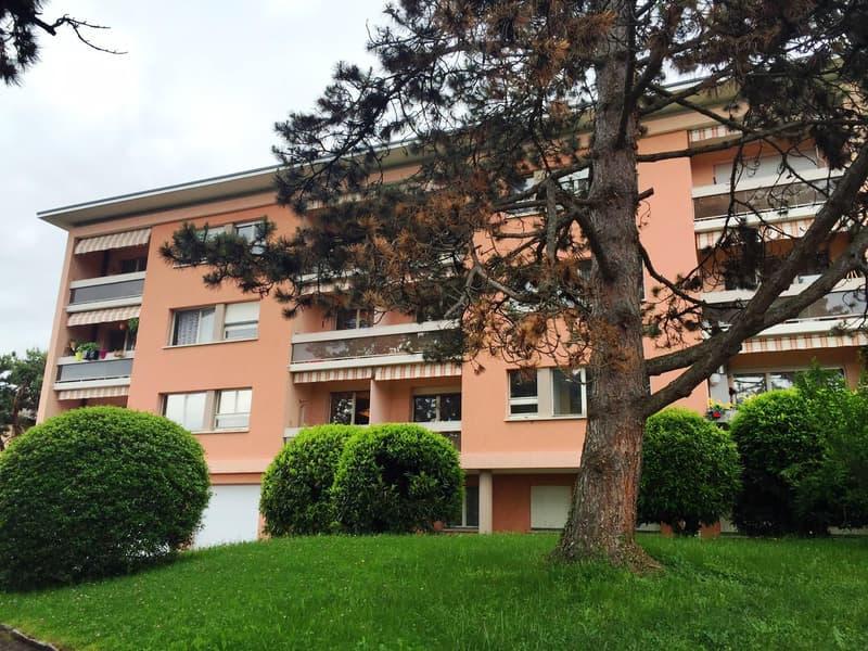 Charmant appartement de 2,5 pièces à Vevey