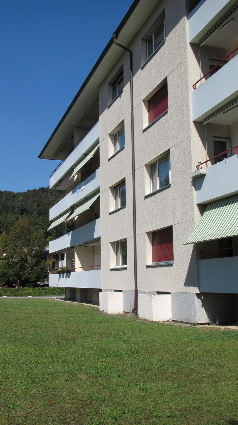 Gediegene 3 Zimmerwohnung im 1. Obergeschoss
