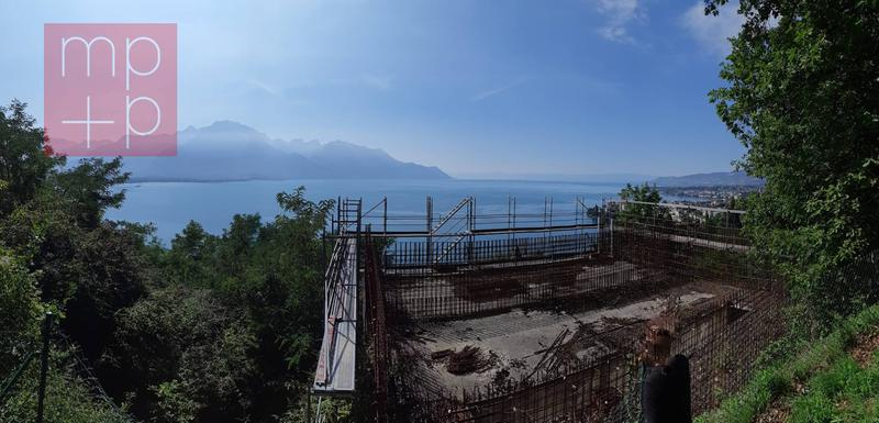 Terreno per costruire - Montreux