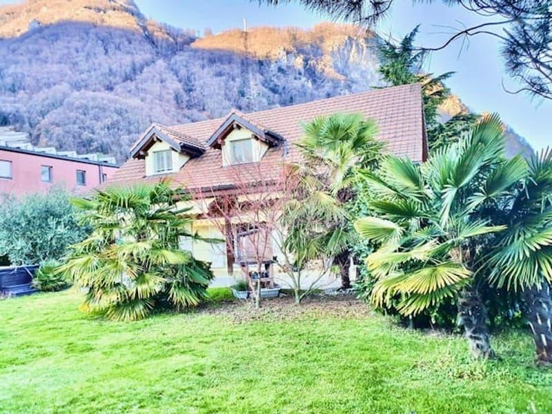 Villa 7 1/2 à vendre à Vouvry (1)