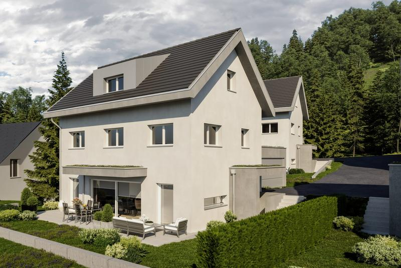 "«Quattro Soli"" Ihr neues HEIM» Haus C"