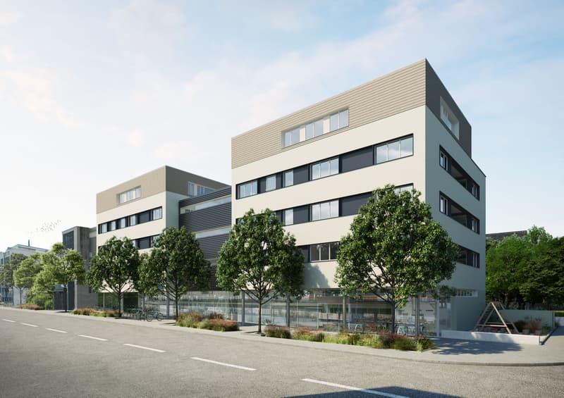 Moderne Architektur an zentraler Lage - (Rohbau fertig) (3)