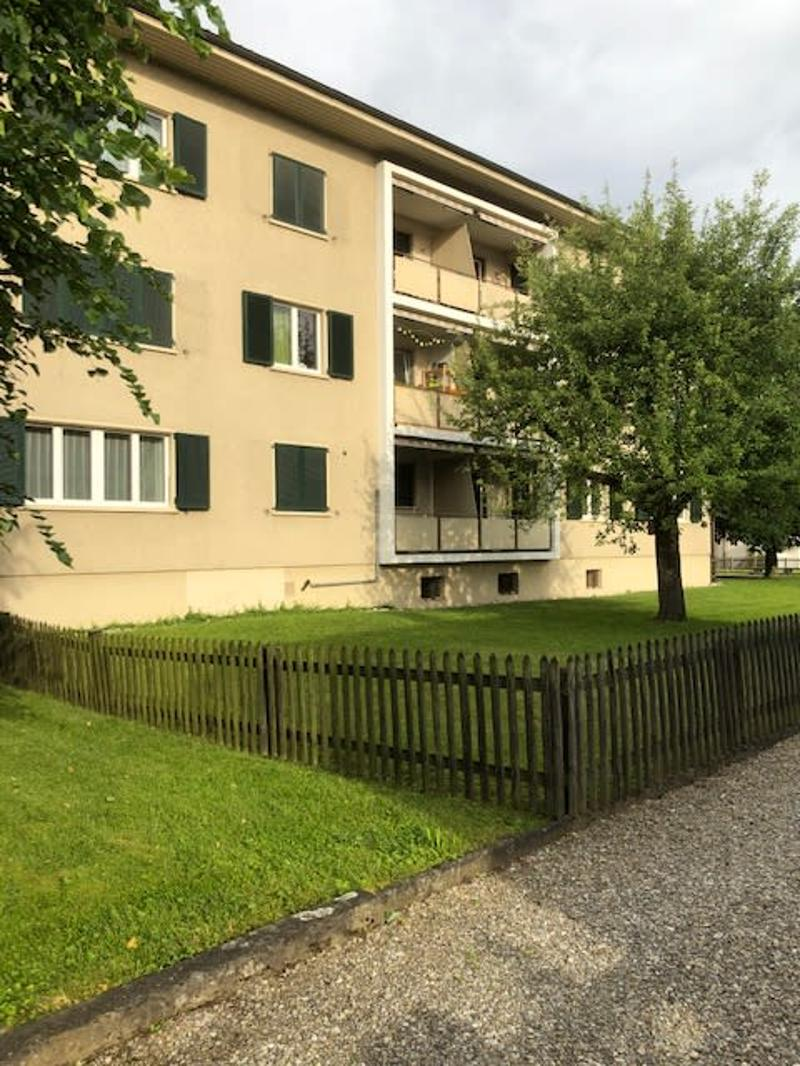 Komfortable, moderne Wohnung im Herzen von Möhlin