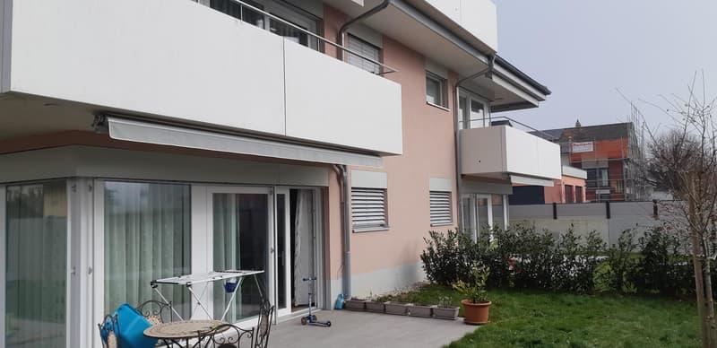Magnifique appartement situé au centre d'Echallens