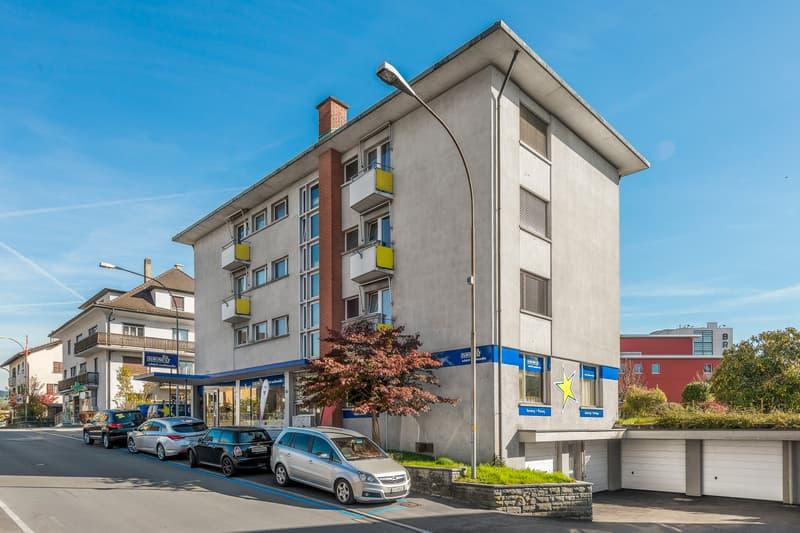Einfache und praktische Wohnung in Hochdorf zu vermieten (GEFA)