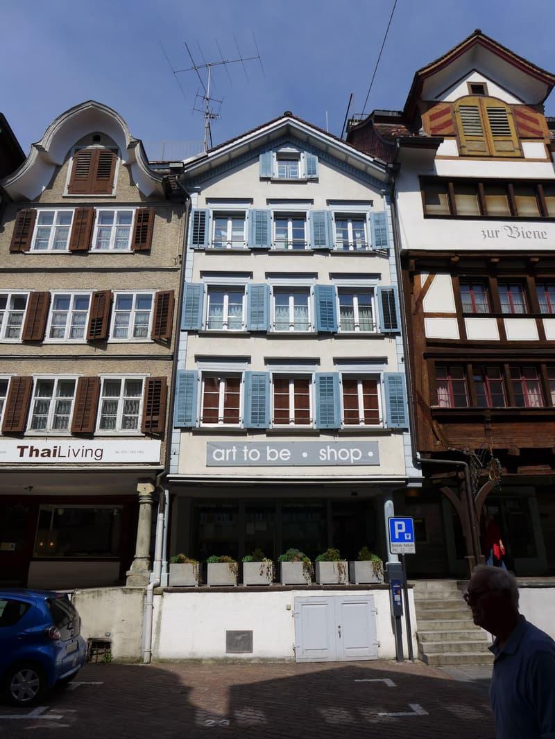 attraktive Gewerbefläche im Herzen der Altstadt