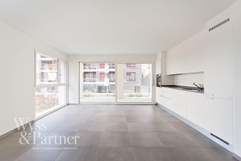 Gordola - luminoso appartamento in prima locazione