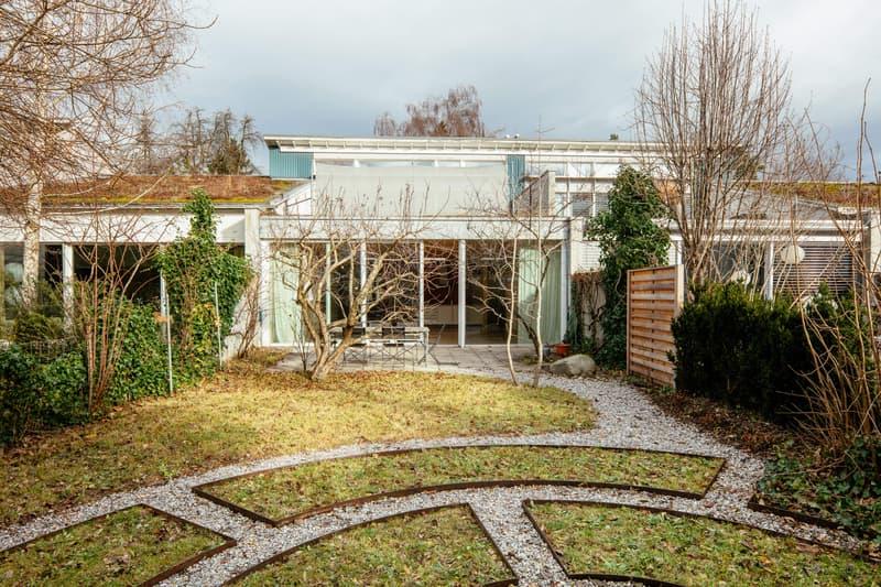 Design Garten zum Verweilen