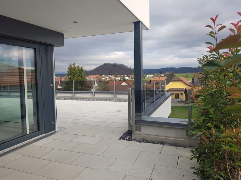 Schmuckstück über den Dächern von Schafisheim (2)