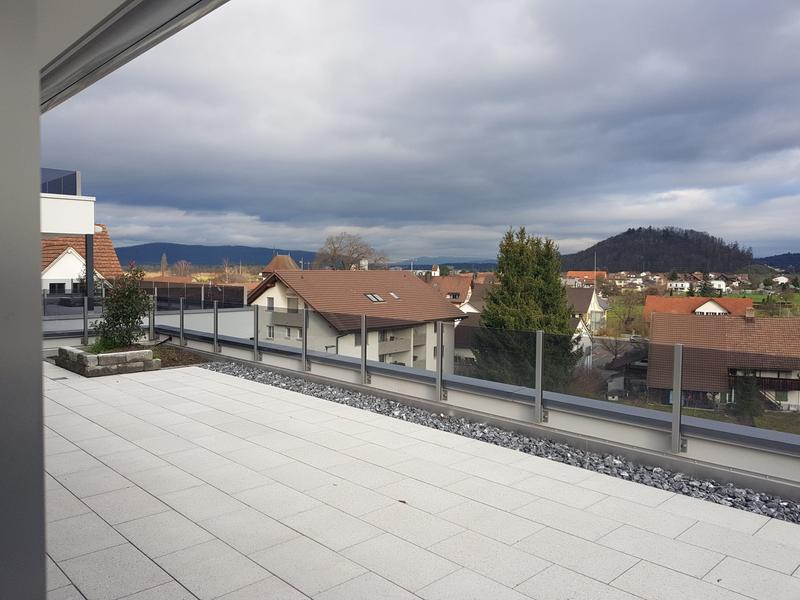 Schmuckstück über den Dächern von Schafisheim (1)