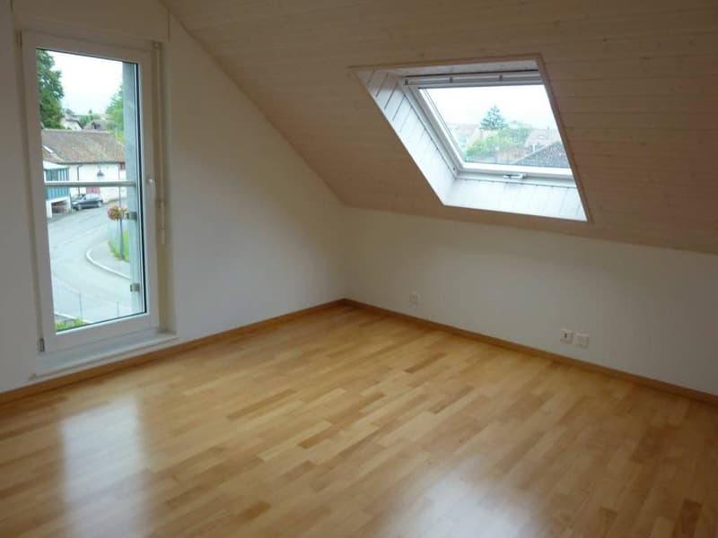 """""""Très bel appartement duplex avec deux balcons à Founex (2)"""