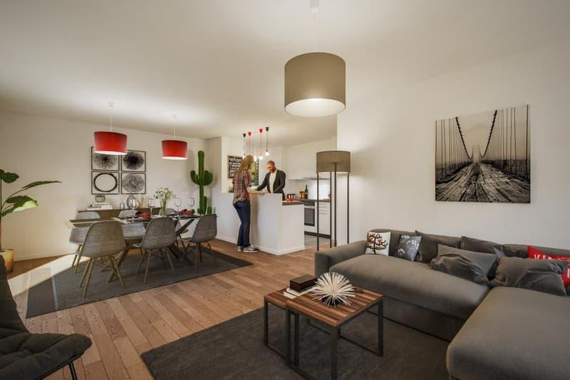 Nouvelle promotion - Appartements de 2 pièces à Renens