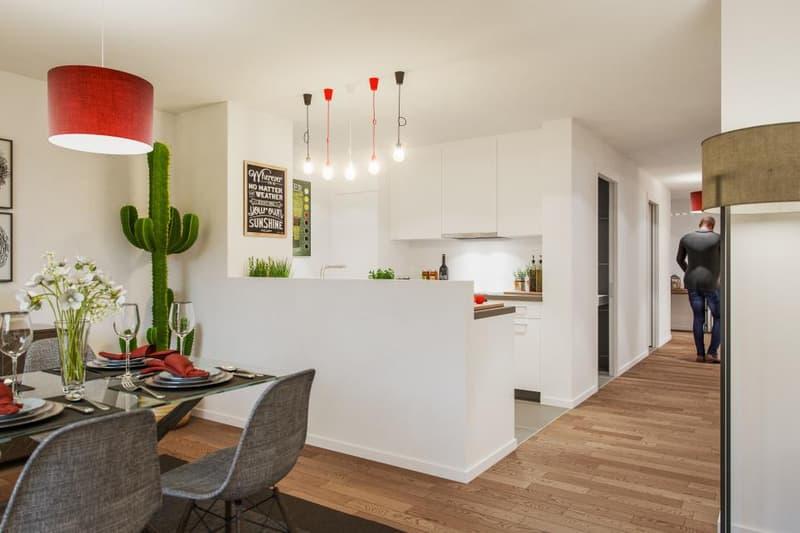 Nouvelle promotion - Appartements de 5 pièces à Renens