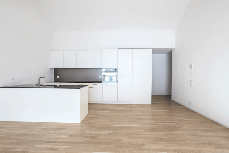 Küche / Wohn- und Essbereich