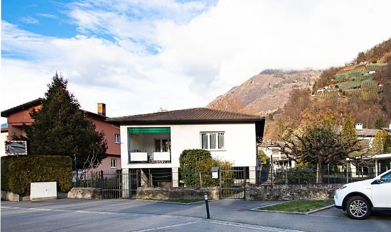 Casa unifamiliare in posizione fantastica - Einfamilienhaus in hervorrangender Lage