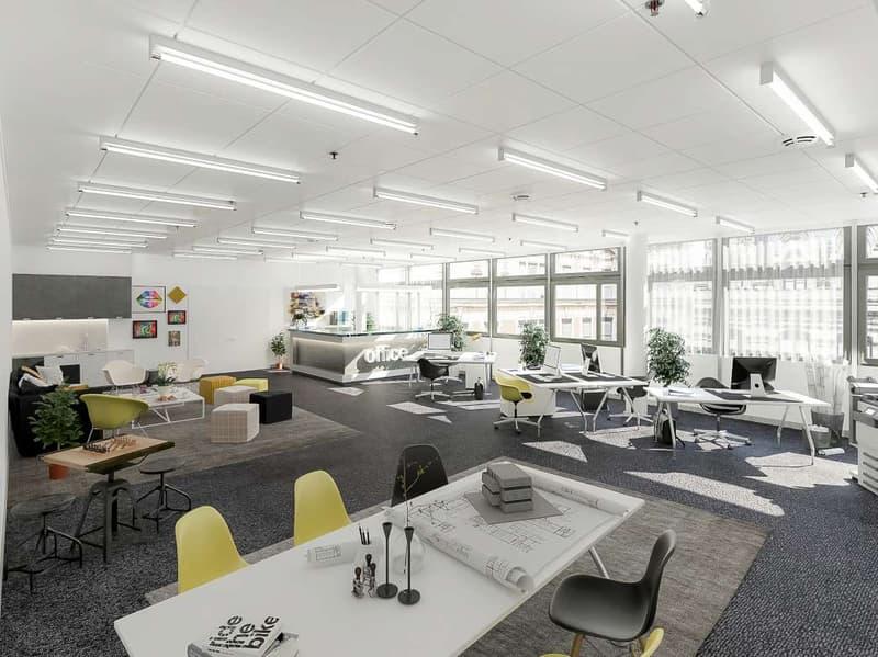 Ihr neuer Firmensitz in Winterthur