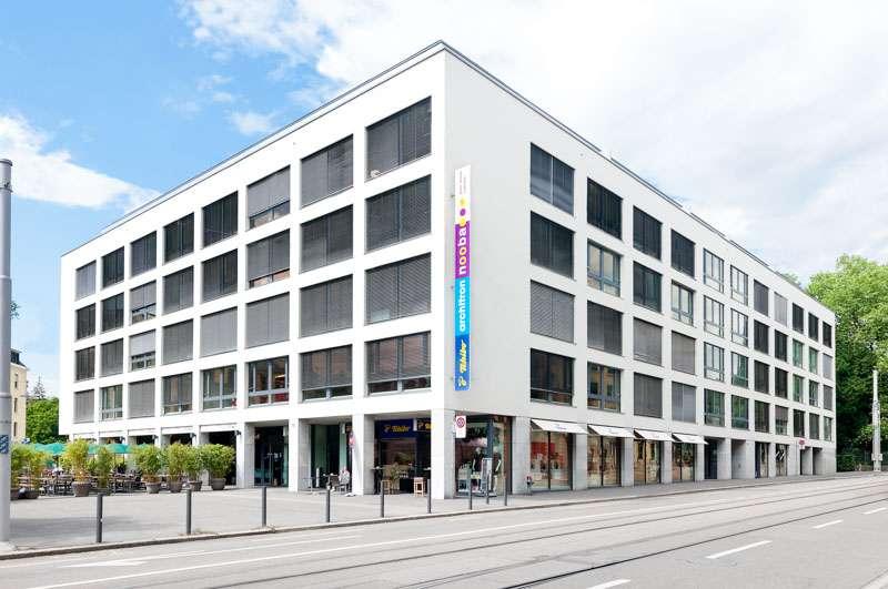 WORKING am Kreuzplatz - 458m2 bis 1'862m2