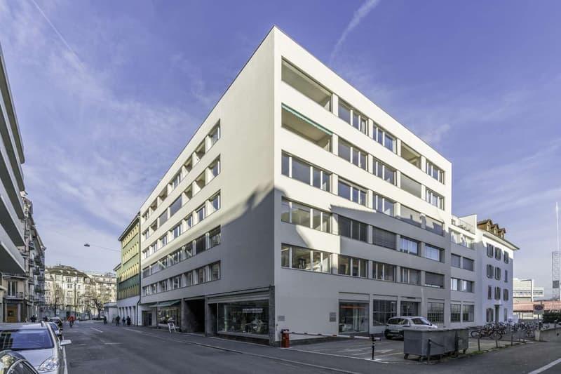 Ihr Büro an zentralster Lage beim Bundesplatz