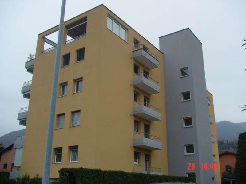 3.5-locali appartamento in zona tranquilla con balcone