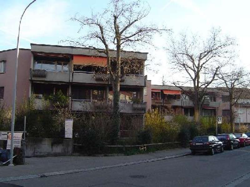 Zürich-Oerlikon - Einstellplatz in Sammelgarage