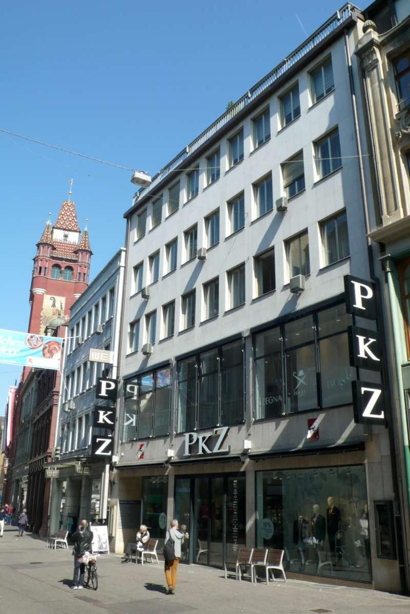Büro- oder Gewerbefläche (118 m2) beim Marktplatz