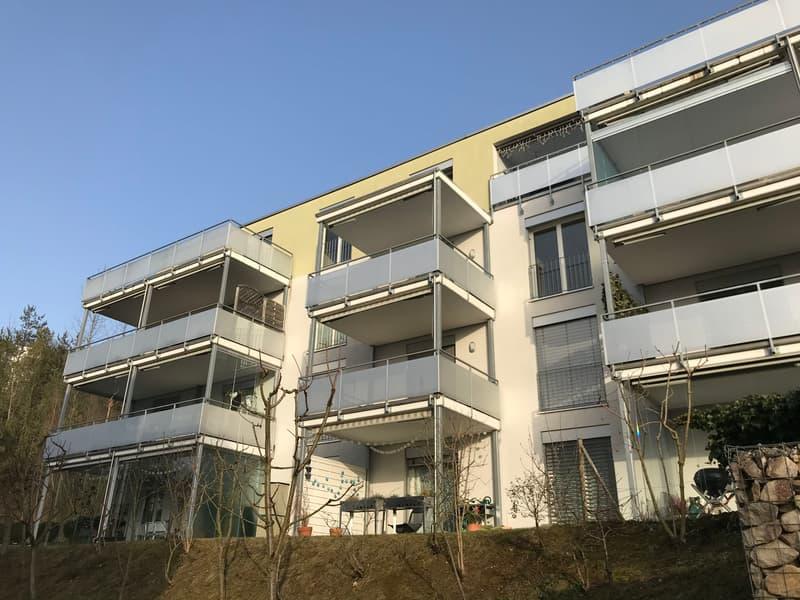 3.5 Zimmer Wohnung an attraktiver und ruhiger Lage