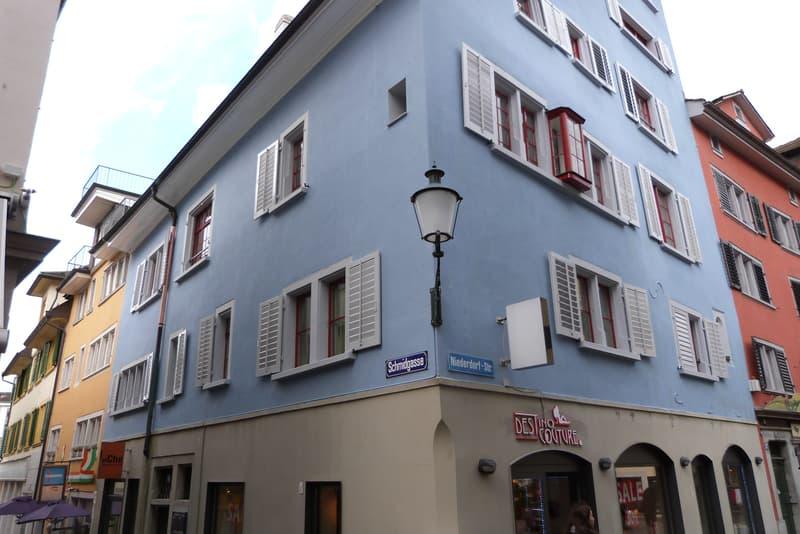 Liebhaberwohnung im Zentrum von Zürich